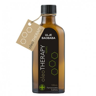 Baobab, ulje