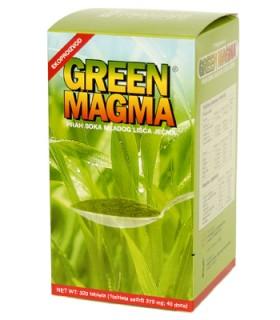 Zelena magma